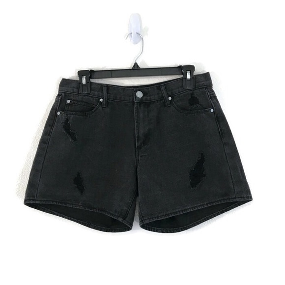 Articles Of Society Pants - Articles of Society Dresden Wash Distressed Shorts